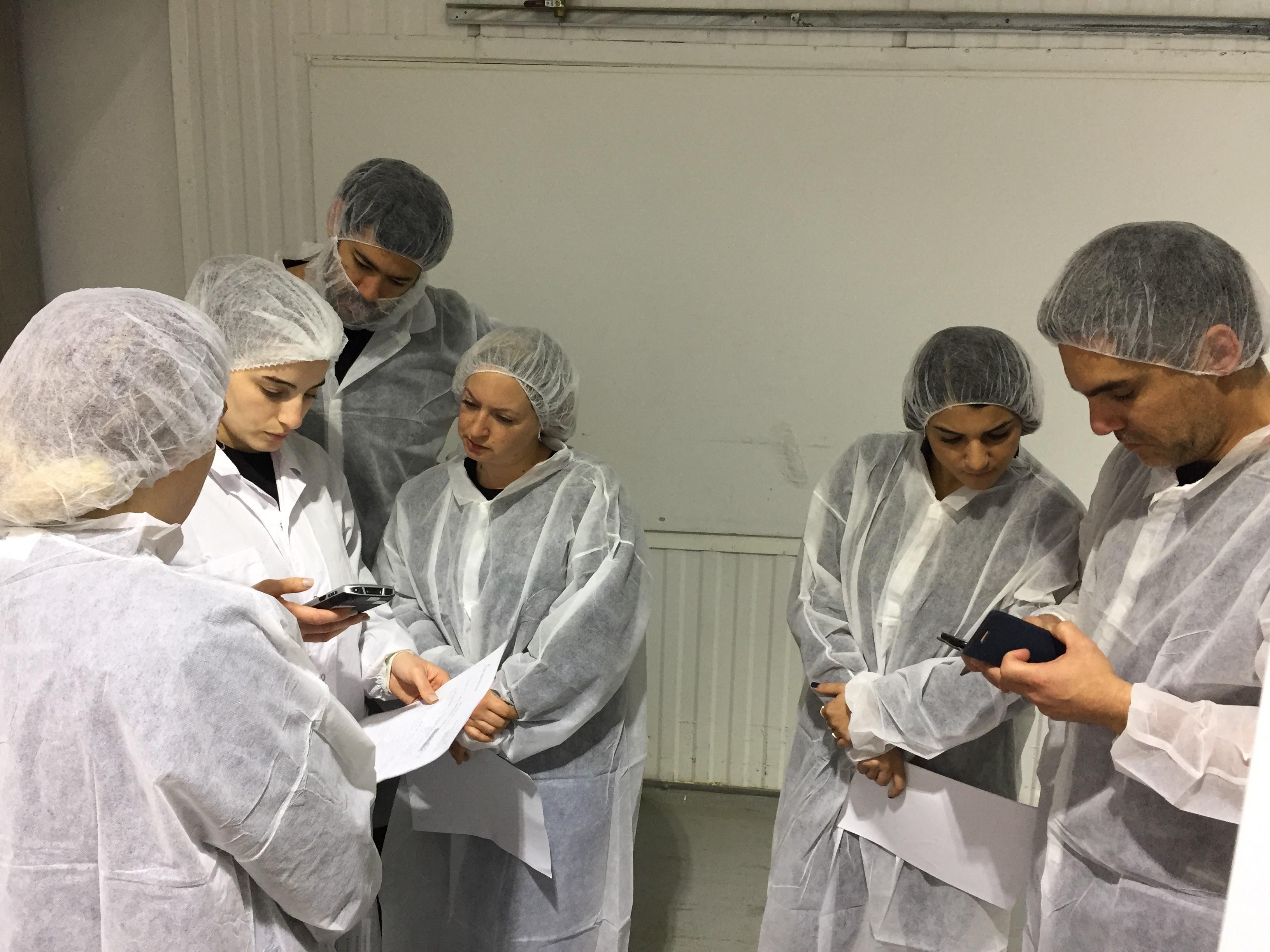 סיור במפעל, הטמעת מערכות מידע